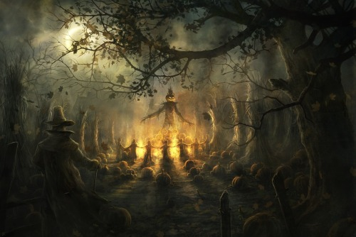 The Pumpkin King by *Radojavor