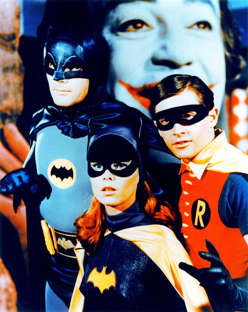 vintagegal:  Batman- The Television series 1960's