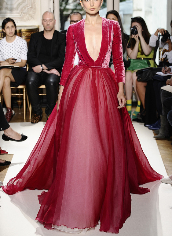 phe-nomenal:  Georges Hobeika Fall 2012 Couture