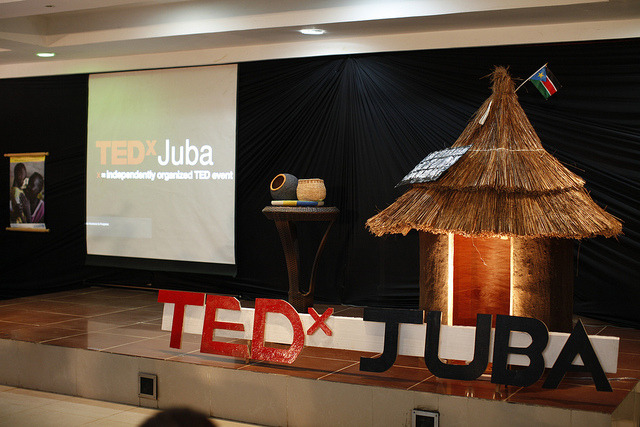 "TEDx Juba, ""New Nation, New Ideas"" sponsored by UNICEF South Sudan by TEDxJuba on Flickr."
