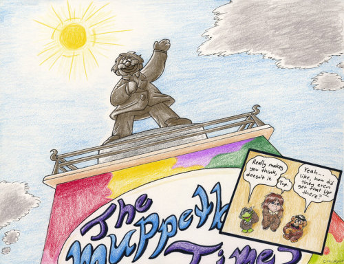 "muppetmayhem:  ""Jerry Juhl Day"" (September 26th) by Illustrious Crackpot Hey guys, today in 2005, we lost Muppet Legend Jerry Juhl to cancer. In celebration of Jerry's life, Jerry Juhl Day was established. What silly thing will you do today in his honor?"