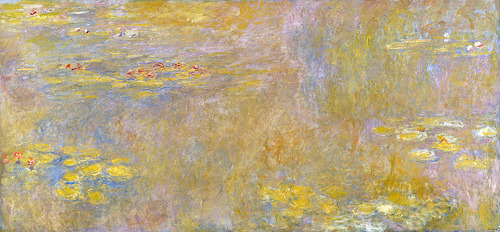 Water Lilies (close up) Claude-Oscar Monet