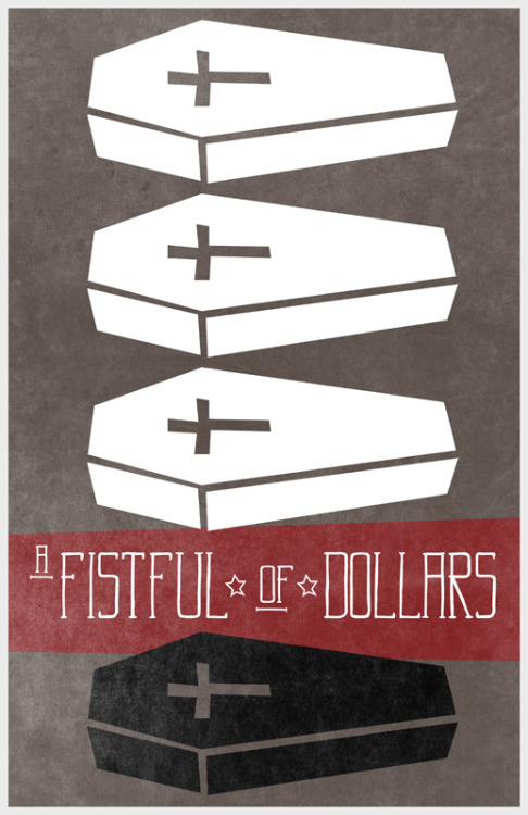 A Fistful Of Dollars by Travis English