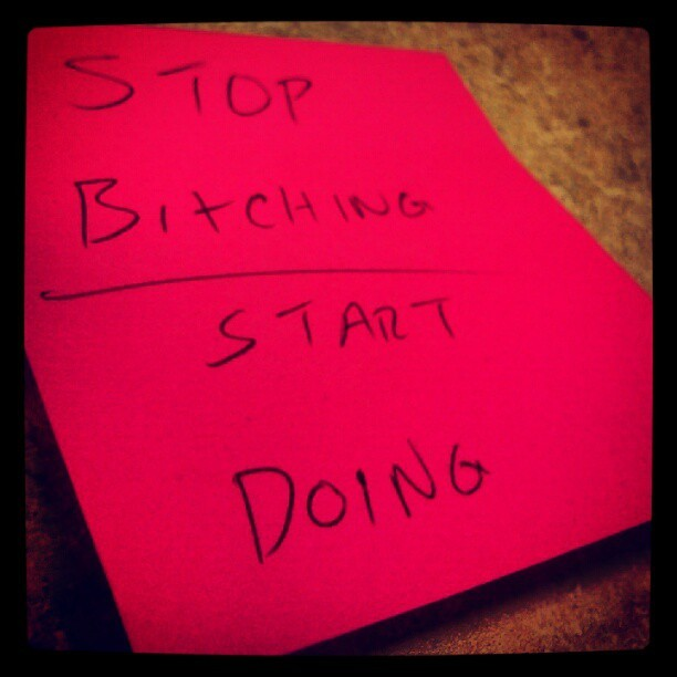 A little Post-It note knowledge.  (Taken with Instagram at Palmetto Bay Marina)