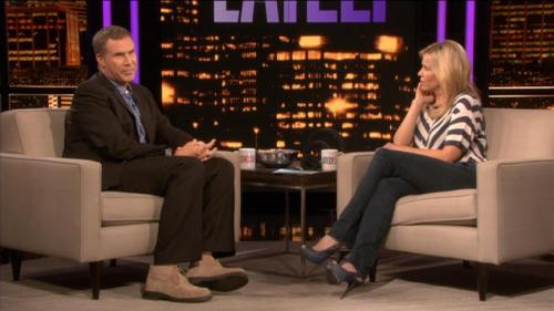 Shhhh! SNEAK PEAK of guest star, Will Farrell, on Chelsea Lately TONIGHT! #MilkWasABadChoice