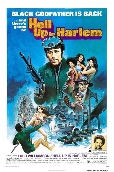 Hell Up In Harlem (1973) Source: http://wrongsideoftheart.com
