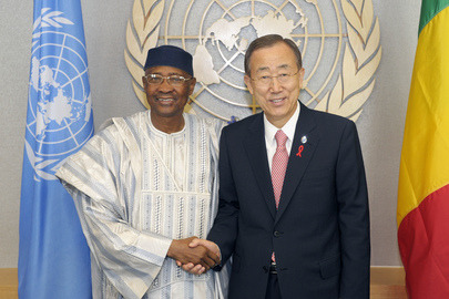 UN chief calls for sanctions on extremists in northern Mali, warns of humanitarian crisis | Washington Post By AP The U.N. secretary-general called Wednesday on the Security Council to sanction extremists who have taken over northern Mali, and he warned of worsening security and humanitarian crises in the African country. FULL ARTICLE (Washington Post) Photo: UN