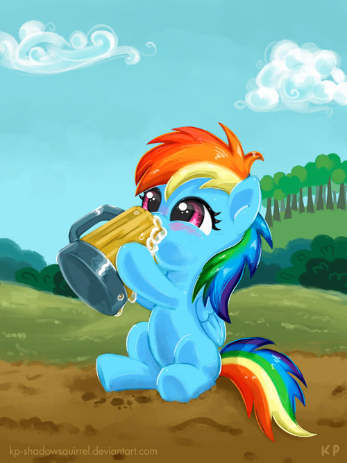 rainbow-dash-101:  rainbow-dash:  :3  my first cider