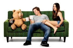 Today I went to the cinema and watched Ted. I didn't have high expectations for it, and thought the trailer looked mildly amusing but not much else. My friends really wanted to see it so I thought I'd go along to see what the hype was all about.  And I am so glad I did!  Ted is hilarious. Being a Family Guy fan, it was just my humour. I can't even describe in words how funny it was, but it exceeded my expectations and made me laugh, A LOT. Seriously, go see it.