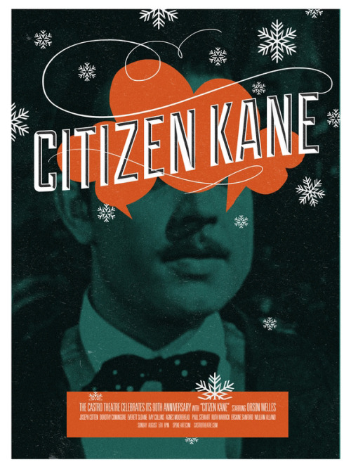 Citizen Kane by Adam Juresko