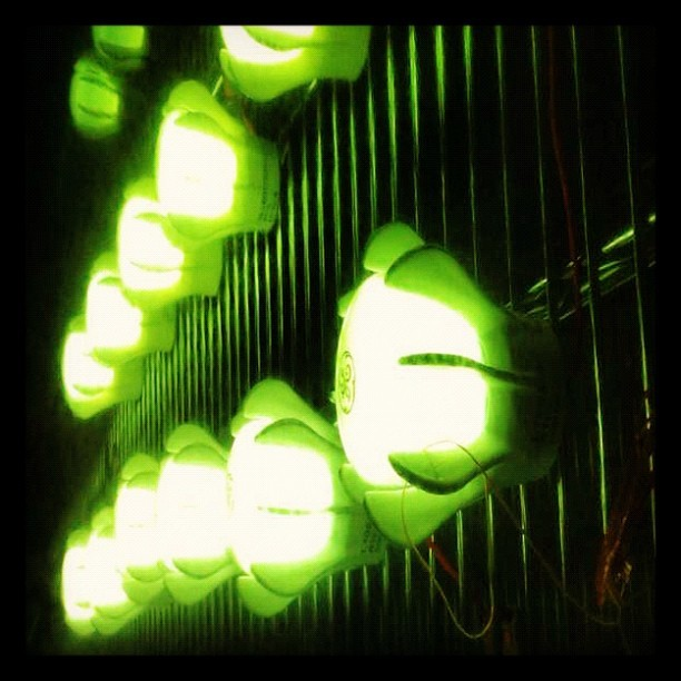 Up close with #GE Energy Smart LED bulbs at #GELighting's Nela Park facility in Cleveland, Ohio. There are just a few days left to post Instagram pics of your favorite landmarks and #lighting with the tag #GELights, for the chance to win a trip to London and a lighting home makeover from GE! Photos must be posted between July 27th and August 12th to be eligible, and voting is open until August 19th. Good luck! #technology  (Taken with Instagram)