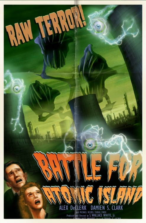thedukeofspook:  War Of The Monsters! Not all the posters though.