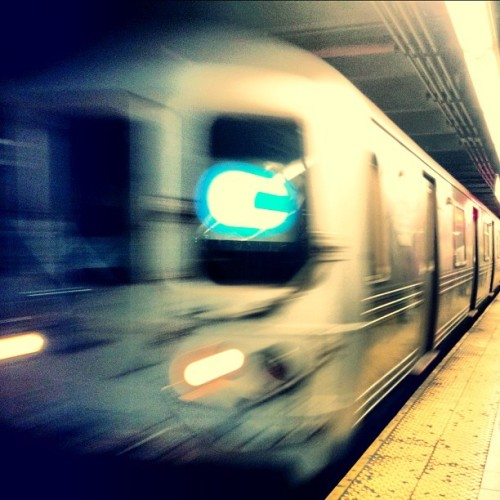 #nyc #newyorkcity #subway (Taken with Instagram at Underground)