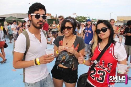 Mad Decent Block Party '12