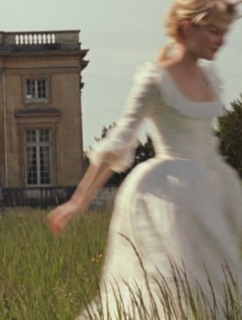 "I feel like I'm the only person in the world who LOVES the Sophia Coppola ""Marie Antoinette"" film"