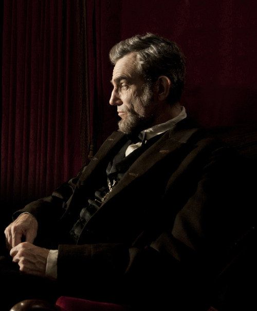 First look at Daniel Day-Lewis as Abraham Lincoln in Steven Spielberg's Lincoln.