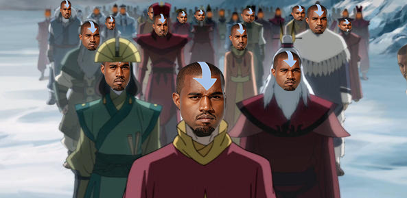 avatarkanye:  It was always Kanye.