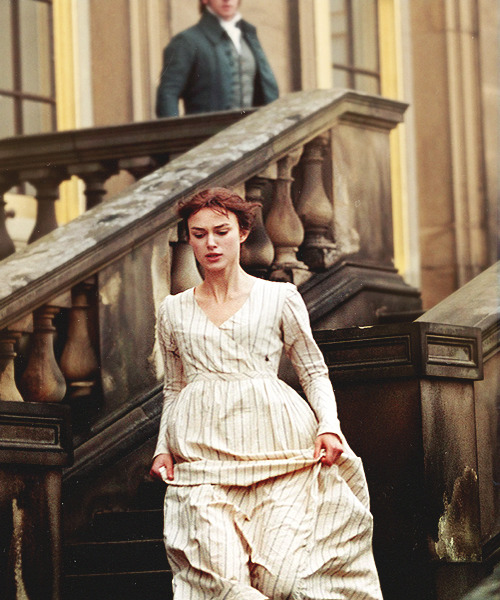 Pride and Prejudice, 2005 dir. Joe Wright