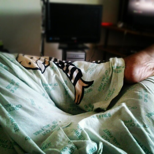 Comfy ^_^ (Taken with Instagram)