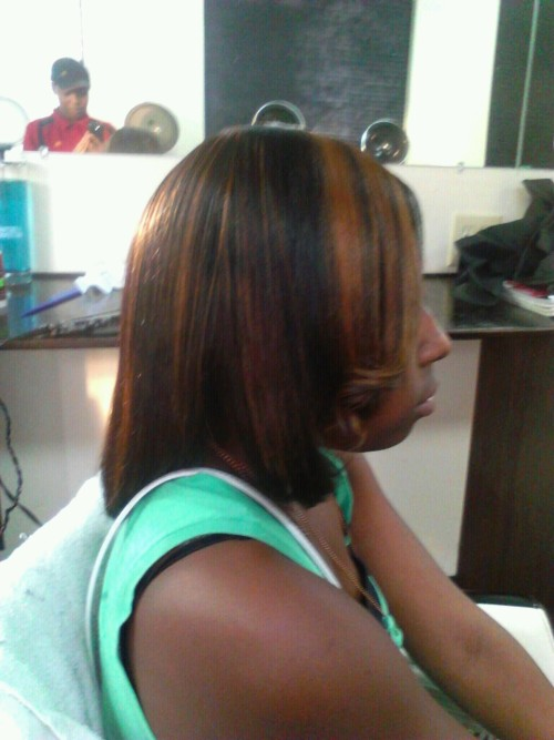 Hair My Passion and yes i did this