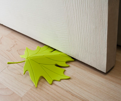 Autumn Door Stop by Qualy(via Fancy)