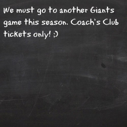 #tweegram #football @jaysb #giants  (Taken with Instagram)