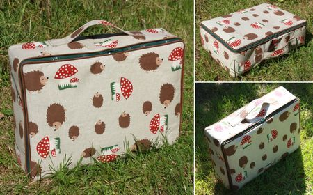 make your own little suitcase