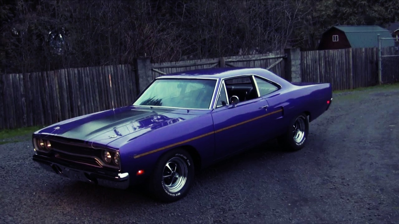 theoldiebutgoodie:  1970 Plymouth Road Runner.