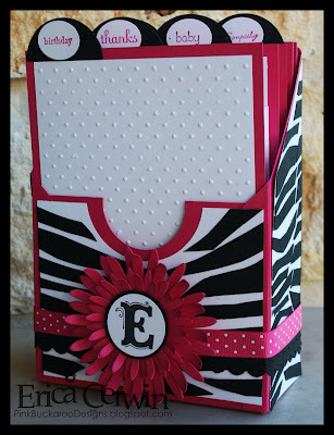 How to make one of these: http://pinkbuckaroodesigns.blogspot.ca/2012/06/stampin-celebration-june-blog-hop.html