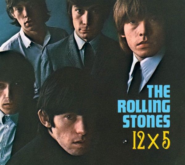 The Rolling Stones' Studio Album Covers