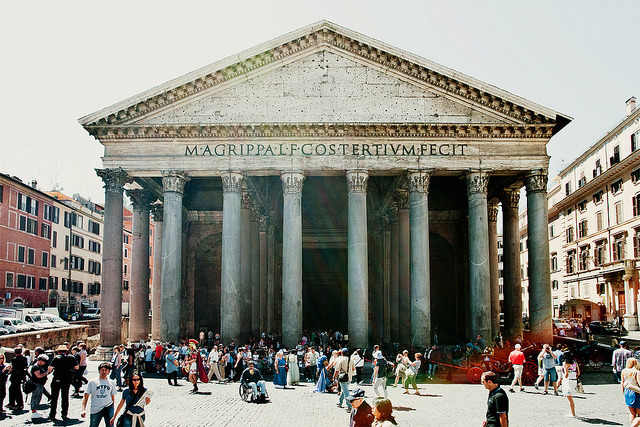 The Pantheon, Rome 2012 by JMWTurner on Flickr.