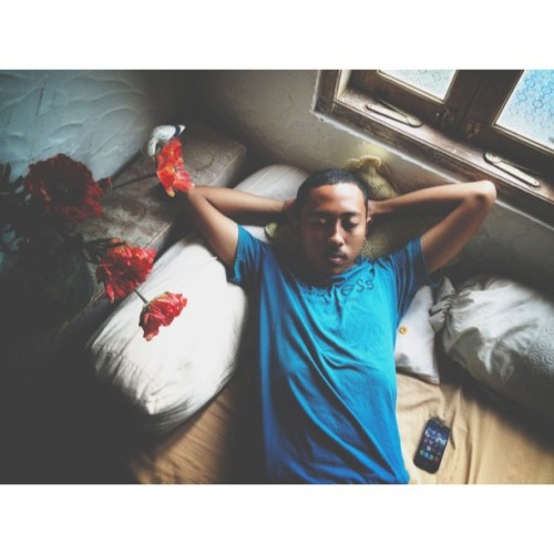 daydreaming™ @anakagungangga #vintage #iphoneographybali #bali #instagram #whitagram  (Taken with Instagram at #iphoneographybali)