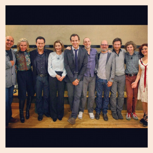 Favourite cast EVER… It's officially happening!! Arrested Development reunion.