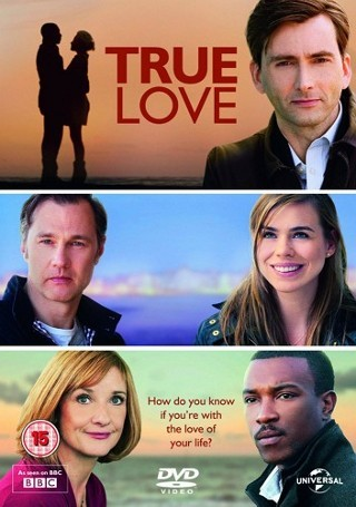 "I am watching True Love                   ""5 episodes, each half an hour… Billie Piper, Kaya Scodelario and David Tennant attracted me.                                 Check-in to               True Love on GetGlue.com"