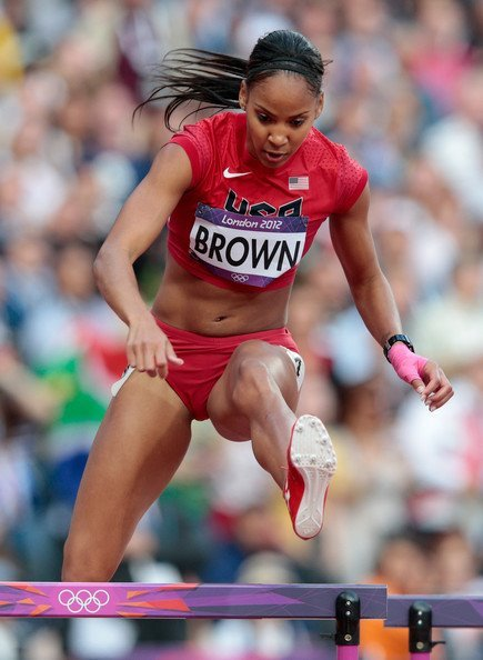 "T'erea Brown recorded a sixth-place finish in the finals of the 400m hurdles. ""Thank you to everyone for all of the love I have received on this journey…we still got some more meets left before I shut it down,"" she wrote on twitter."