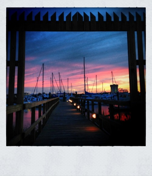 littlesquarepictures:  Dockside in Charleston, S.C.