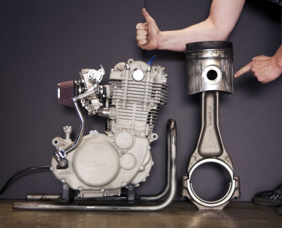 deuscustoms:  Big Bore Kit