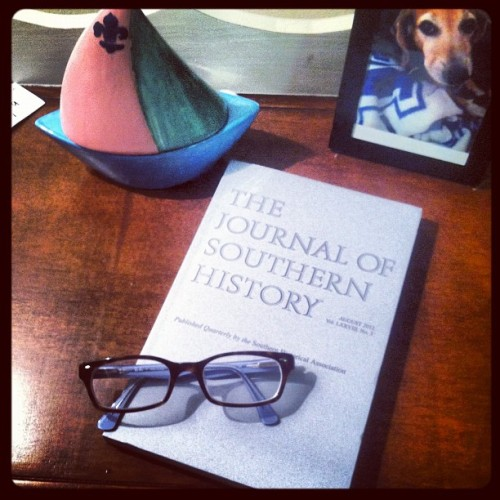 #glasses #photoadayaug #historynerd  (Taken with Instagram)