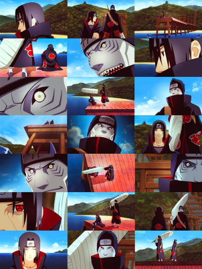 """One realizes their true nature at the moment of death."" Naruto Shippuden ch 251"