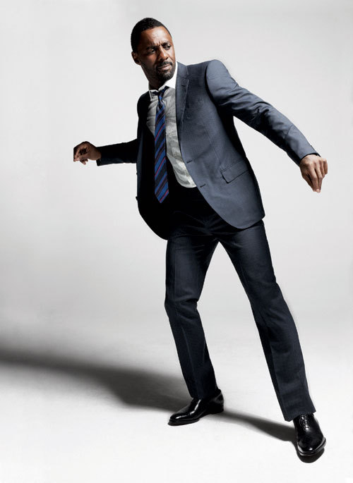 bohemea:  Idris Elba - Esquire by Yu Tsai, September 2012