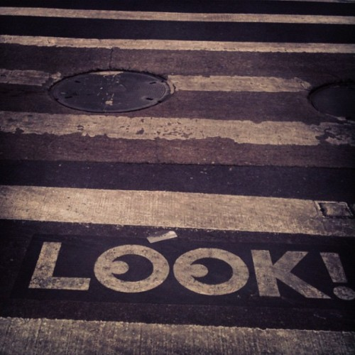 #Look #NYC (Taken with Instagram)