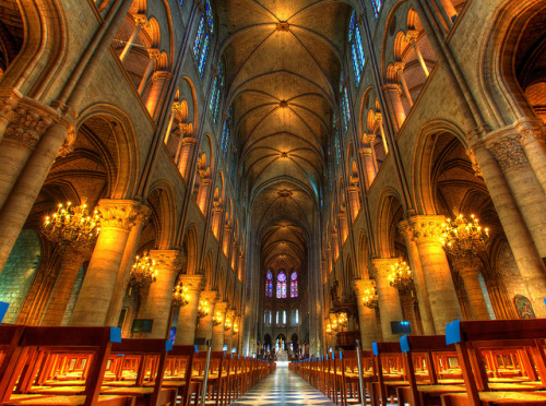 Notre Dame by edwademd on Flickr.