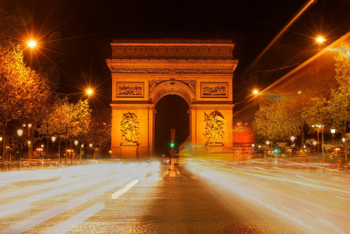 Arch de Triumph by edwademd on Flickr.