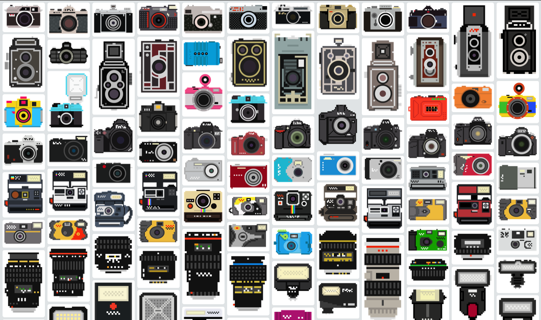 visualgraphic:  The Camera Collection