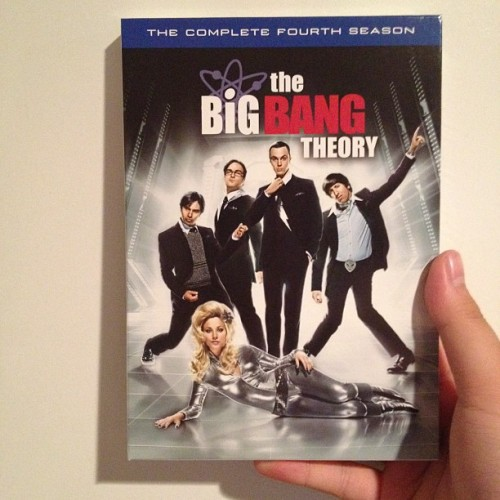 "My ""prepare for @FanExpoCanada"" show! #BigBangTheory #dvd #package #tv (Taken with Instagram)"