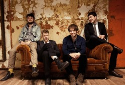 "Big News!  The alternative/folk group Mumford & Sons, who enjoyed huge success with their debut album ""Sigh No More,""  have, after much anticipation produced a sophomore album called ""Babel"" expected September 25th.  The album is up for pre-sale on the band's website and on iTunes.  They also have a new single from the new album available right now!"