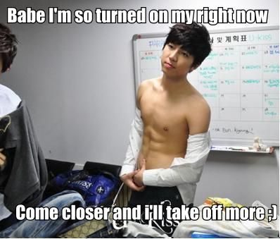 nonkm:  -walks toward Soohyun- ~Admin OH