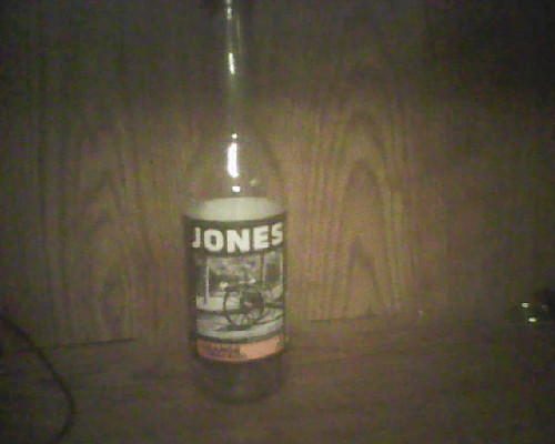 awesome right  i  just drank a jone and im feeling great