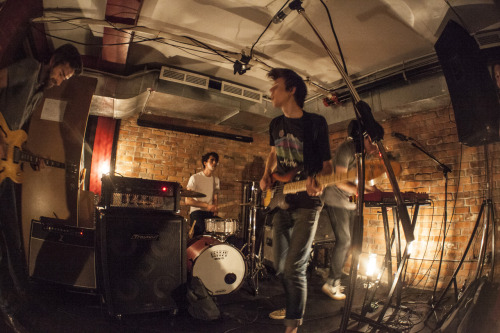 fudagraphy:  Tokyo Police Club at The Ossington!