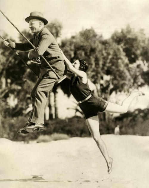 back-then:  Swing undated